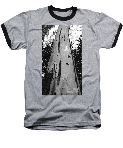 Baseball T-Shirt featuring the photograph Tall by Clare Bevan
