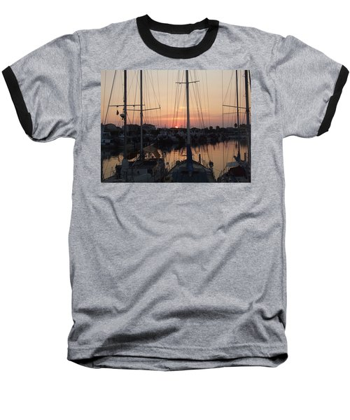Tall Ships Baseball T-Shirt