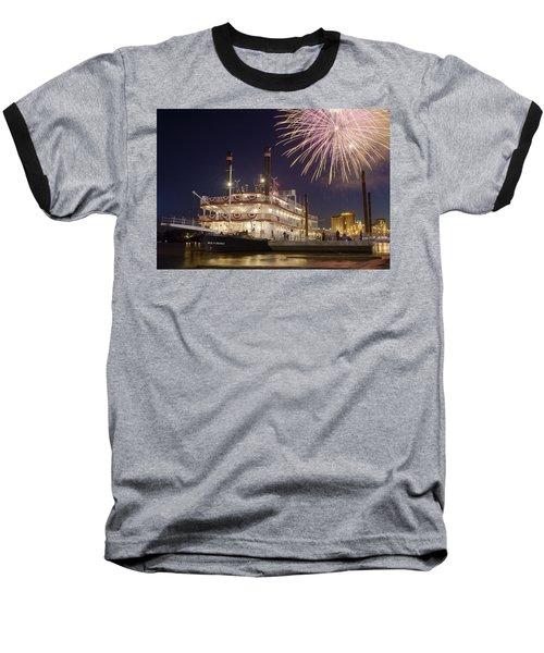 Tall Stacks Baseball T-Shirt