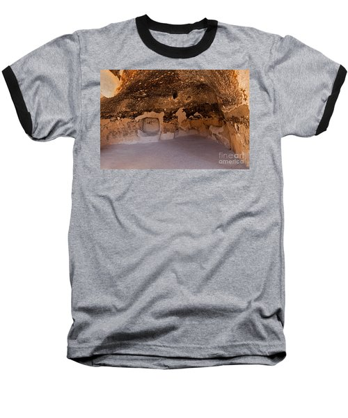 Talus Housefront Room Bandelier National Monument Baseball T-Shirt