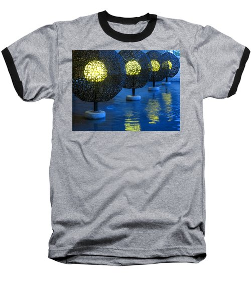 Tamarindo Reflections Baseball T-Shirt