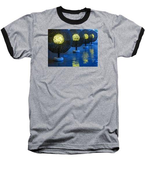 Tamarindo Reflections Baseball T-Shirt