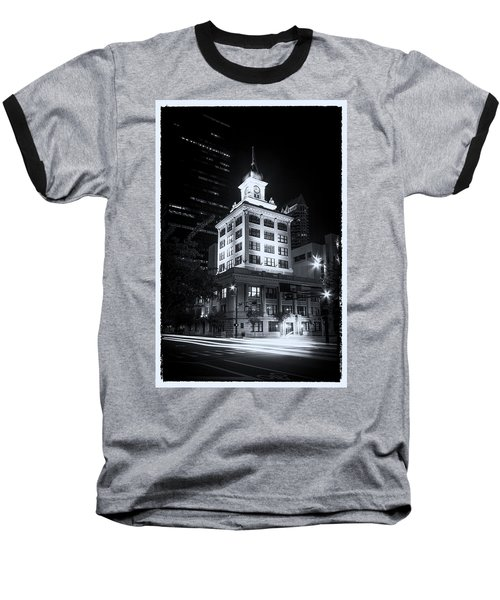Tampa's Old City Hall Baseball T-Shirt