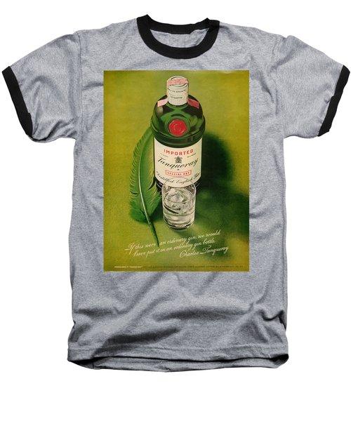 Tanqueray Gin Baseball T-Shirt