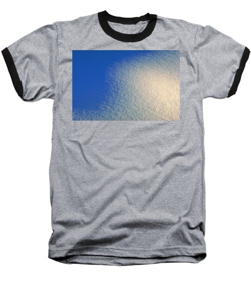 Tao Of Snow Baseball T-Shirt by Mark Greenberg