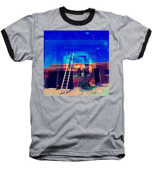 Taos Dreams Come True Baseball T-Shirt