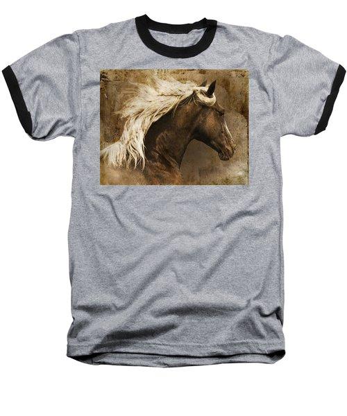 Baseball T-Shirt featuring the photograph Taos by Priscilla Burgers