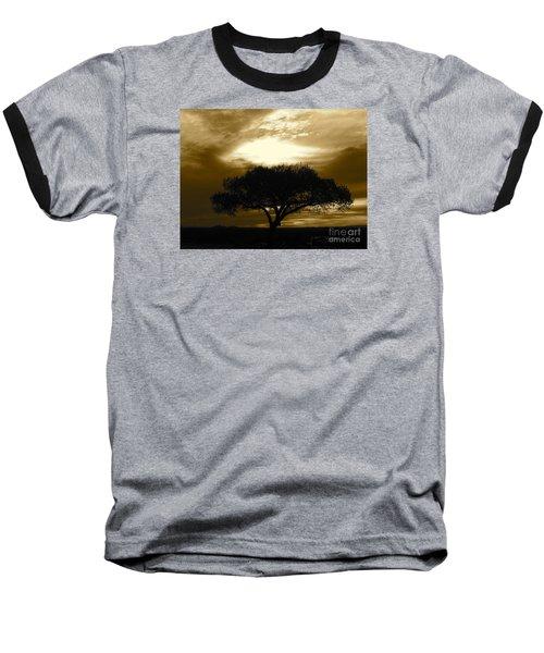 Taos Tree Baseball T-Shirt