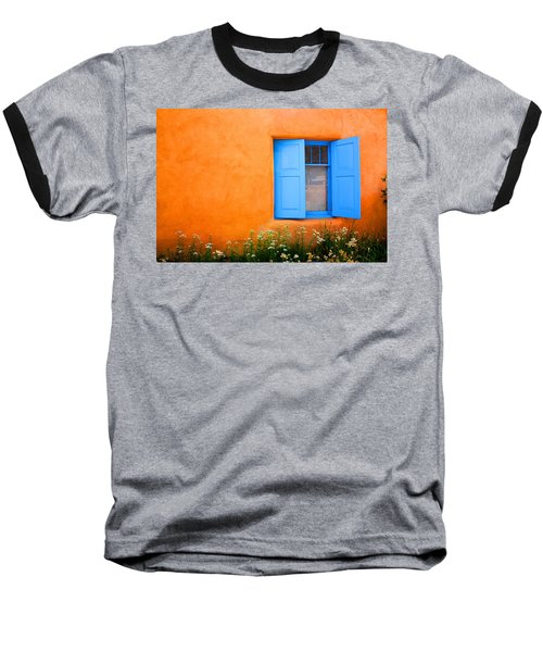 Taos Window IIi Baseball T-Shirt