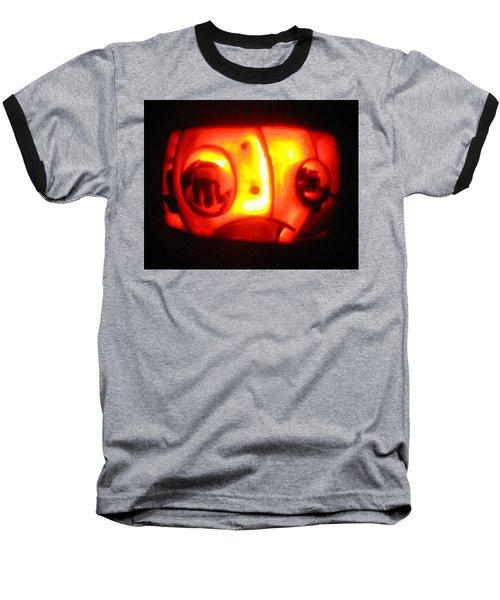 Tarboy Pumpkin Baseball T-Shirt