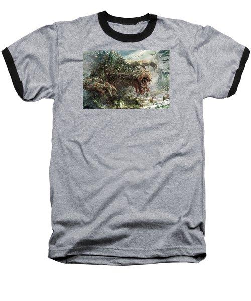 Tarmogoyf Reprint Baseball T-Shirt