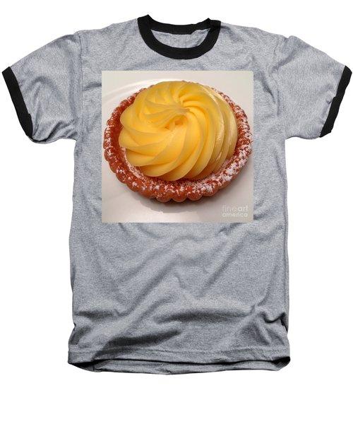 Tarte Citron Dessert Baseball T-Shirt