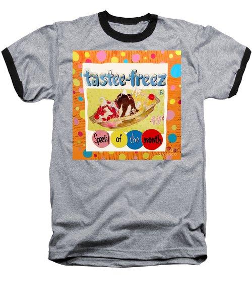 Tastee Freez Baseball T-Shirt