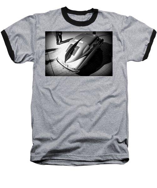 Tatra Noir Baseball T-Shirt
