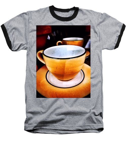 Tea For Two Baseball T-Shirt