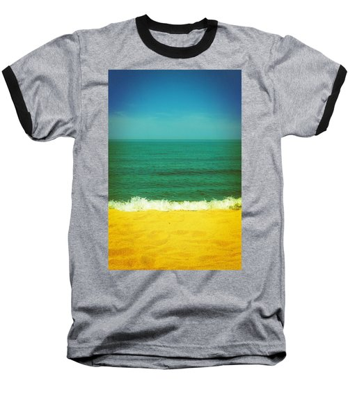 Teal Waters Baseball T-Shirt