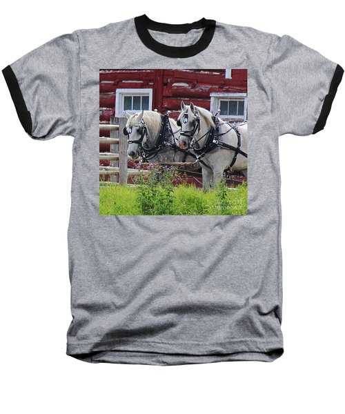 Team Of Greys Baseball T-Shirt