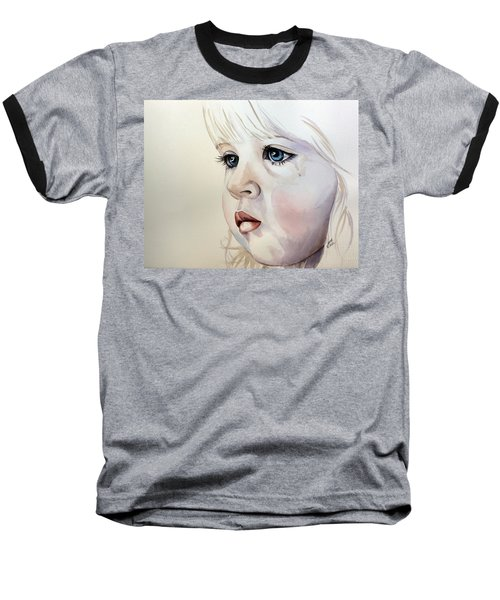 Tear Stains Baseball T-Shirt