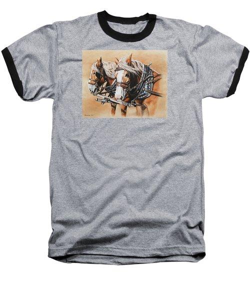Ted And Tom Baseball T-Shirt