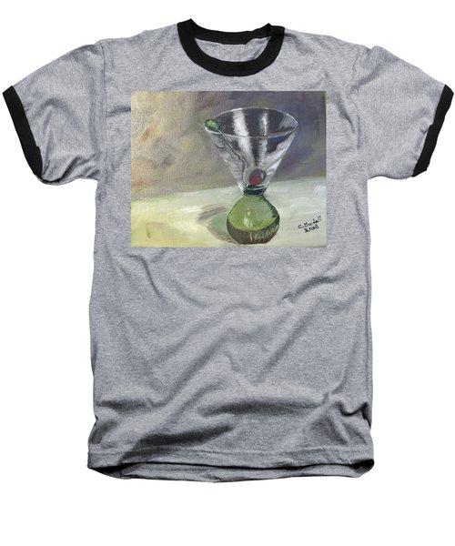 Tee Many Martoonies Baseball T-Shirt