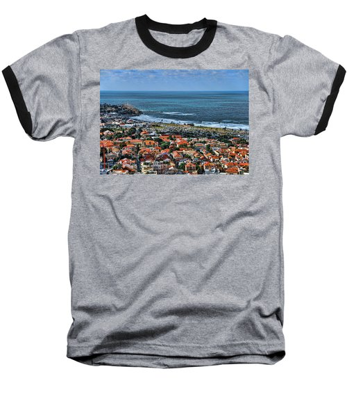 Baseball T-Shirt featuring the photograph Tel Aviv Spring Time by Ron Shoshani