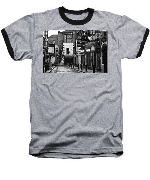 Temple Bar / Dublin Baseball T-Shirt