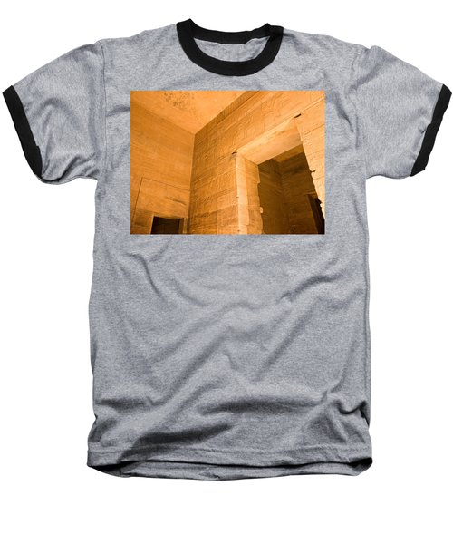 Temple Interior Baseball T-Shirt