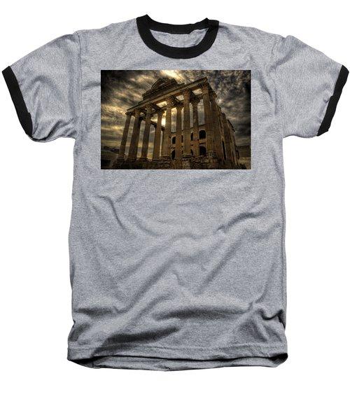 Temple Of Diana Baseball T-Shirt