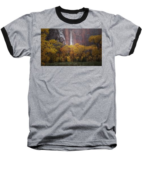 Temple Of Sinewava 1 Baseball T-Shirt