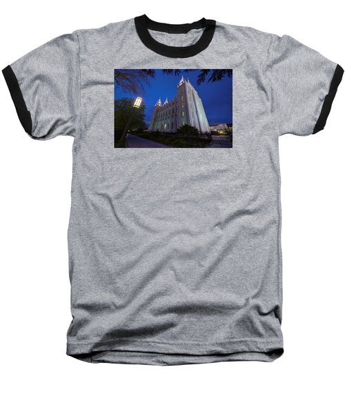 Temple Perspective Baseball T-Shirt