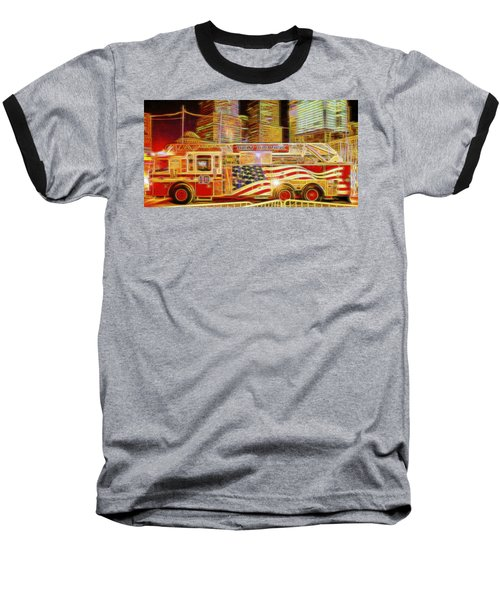 Ten Truck Baseball T-Shirt