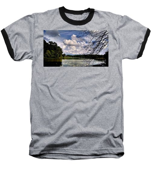 Tennessee Dreams Baseball T-Shirt by Chris Tarpening