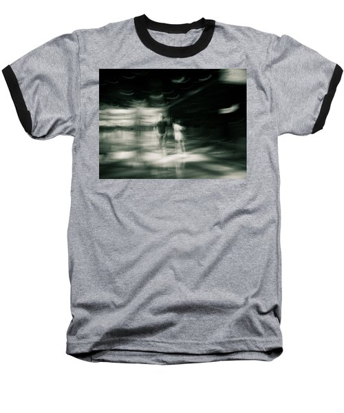 Baseball T-Shirt featuring the photograph Tension by Alex Lapidus
