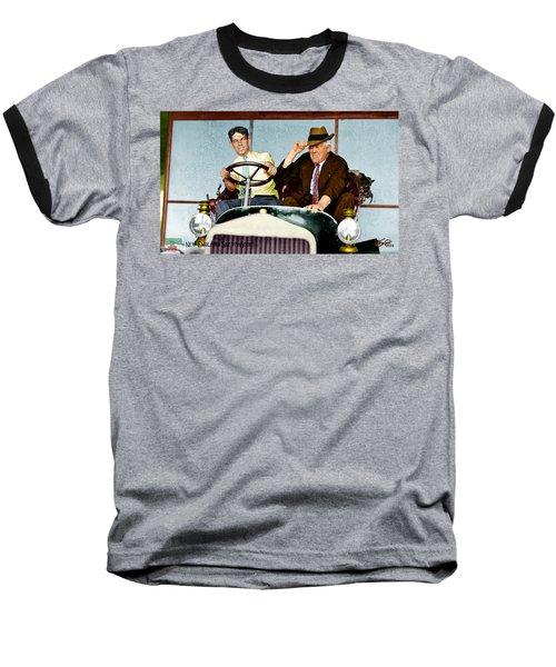 Test Drive Baseball T-Shirt
