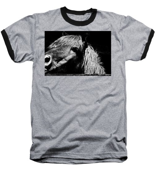 Teton Horse Baseball T-Shirt
