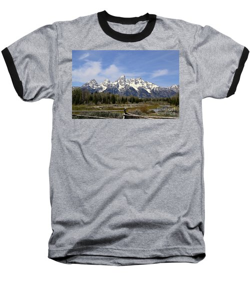 Teton Majesty Baseball T-Shirt