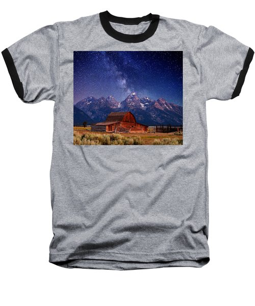Teton Nights Baseball T-Shirt