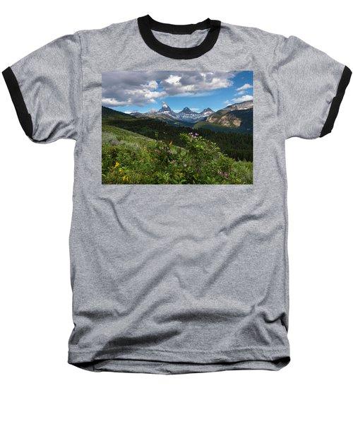 Teton Range Baseball T-Shirt
