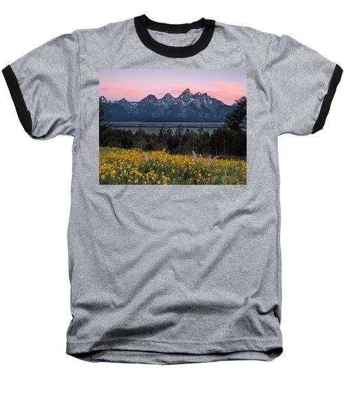 Teton Spring Baseball T-Shirt
