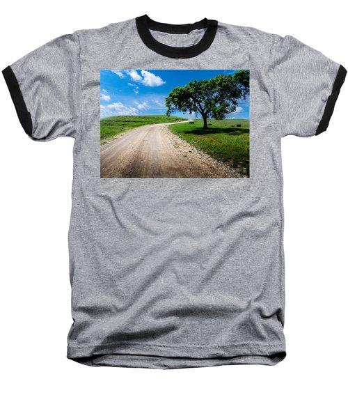Texaco Hill Baseball T-Shirt