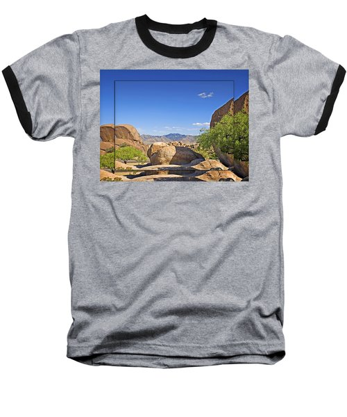 Texas Canyon 2 Baseball T-Shirt