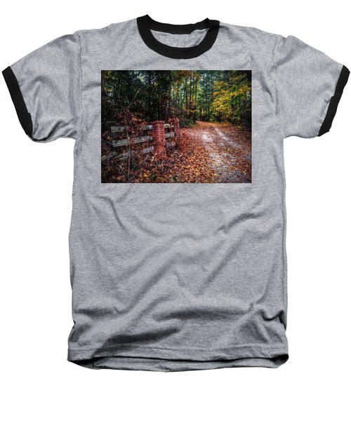 Texas Piney Woods Baseball T-Shirt