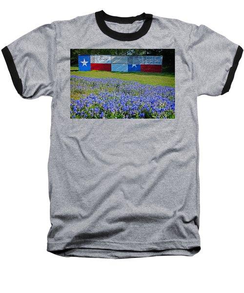 Texas Proud Baseball T-Shirt