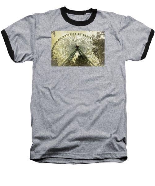 Texas Star Old Fashioned Fun Baseball T-Shirt