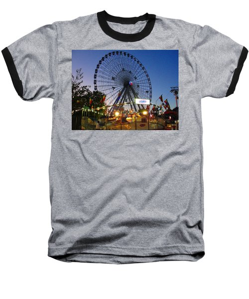 Texas State Fair Baseball T-Shirt