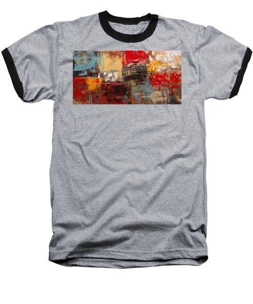 Tgif Baseball T-Shirt by Carmen Guedez