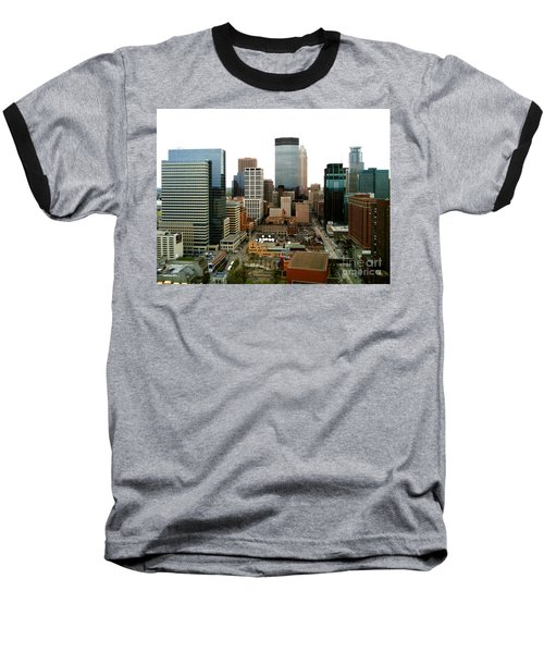 The 35th Floor Baseball T-Shirt