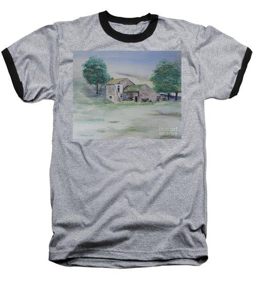 The Abandoned House Baseball T-Shirt