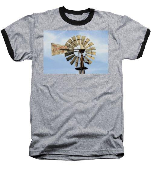 The Aermotor Company Baseball T-Shirt