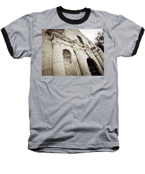 The Alamo Baseball T-Shirt